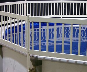 Parts - Premium Resin Pool Fence System