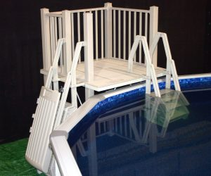 Pool Decks Product Categories Vinyl Works Canada